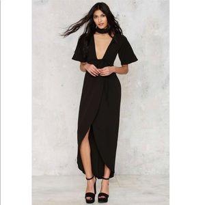 Far & Wild Midi Dress